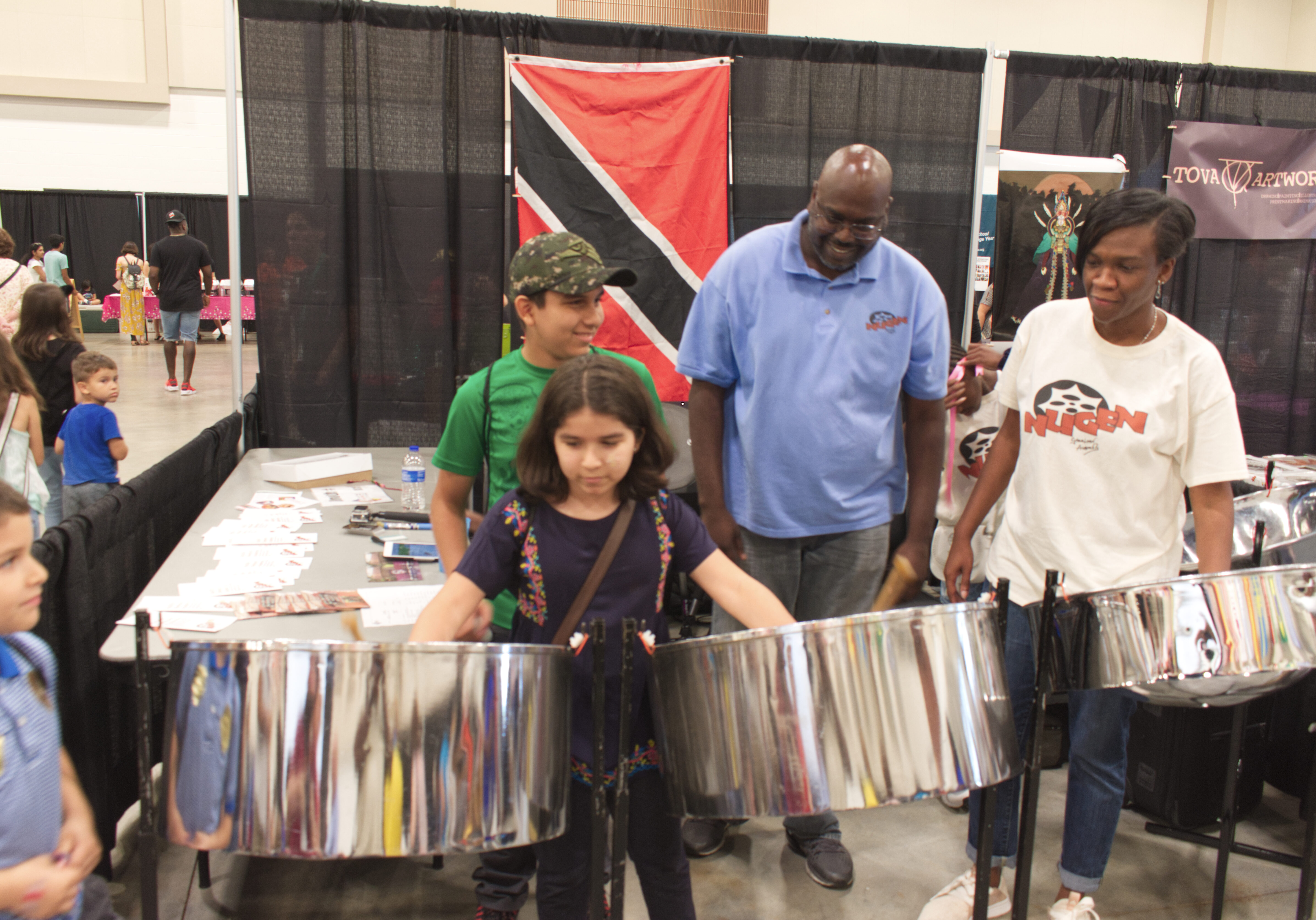 Learn To Play Steeldrums!